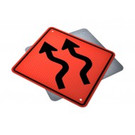 Roadside Diversion Two Lanes