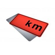 Distance Tab __ km