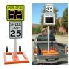 Mobile Radar Speed Signs