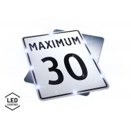 LED Speed Limit Sign