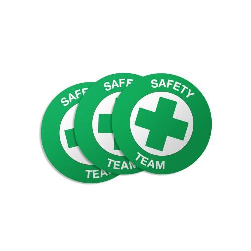 Safety Team 50 Pack