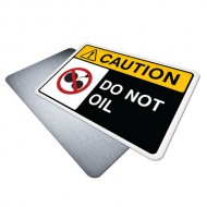 Do Not Oil