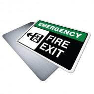 Fire Exit (Left)