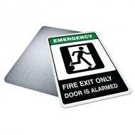Fire Exit Only (Alarmed Door)