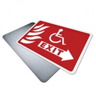 Exit Disabled
