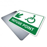 Disabled Refuge Point (Down Left)