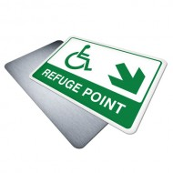Disabled Refuge Point (Down Right)