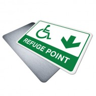 Disabled Refuge Point (Down)