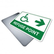 Disabled Refuge Point (Right)
