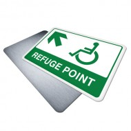Disabled Refuge Point (Up Left)