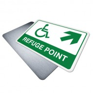 Disabled Refuge Point (Up Right)