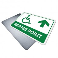 Disabled Refuge Point (Up)
