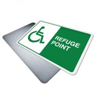 Disabled Refuge Point