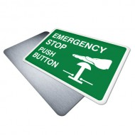 Push Button for Emergency Stop