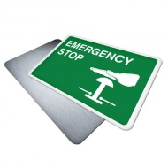 Push Button for Emergency Stop (Alternate)