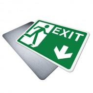Exit (Down)