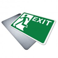 Exit (Symbol on Left Alternate)