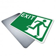 Exit (Symbol on Right Alternate)