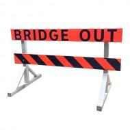 Bridge Out Barricade (Alberta)