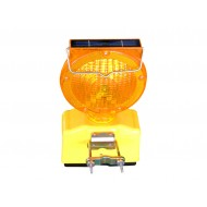 Solar Barricade Light