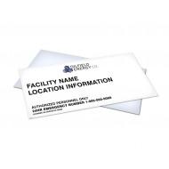 Major Facility Sign