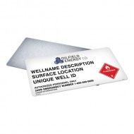 Wellsite Sign