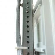 Stainless Steel Flat Bracket Mounting Set