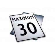 Maximum Speed (30KM/H)