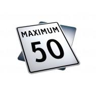 Maximum Speed (50KM/H)