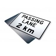 Passing Lane 2km