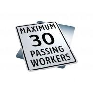 Maximum KM Passing Workers