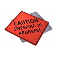 Sweeping In Progress