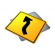 Right Reverse Curve