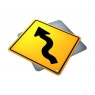 Winding Road Left