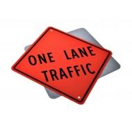 One Lane Traffic