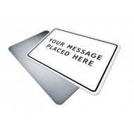 Custom Sign or Label - (Select by Size)