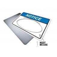 Custom Notice w/Message