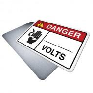 Custom Volts Sign