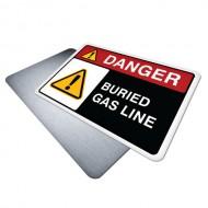 Buried Gas Line