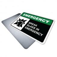 Break Glass in Emergency
