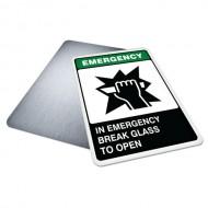 Break Glass to Open