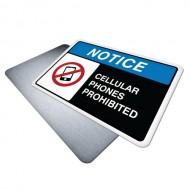 Cellular Phones Prohibited